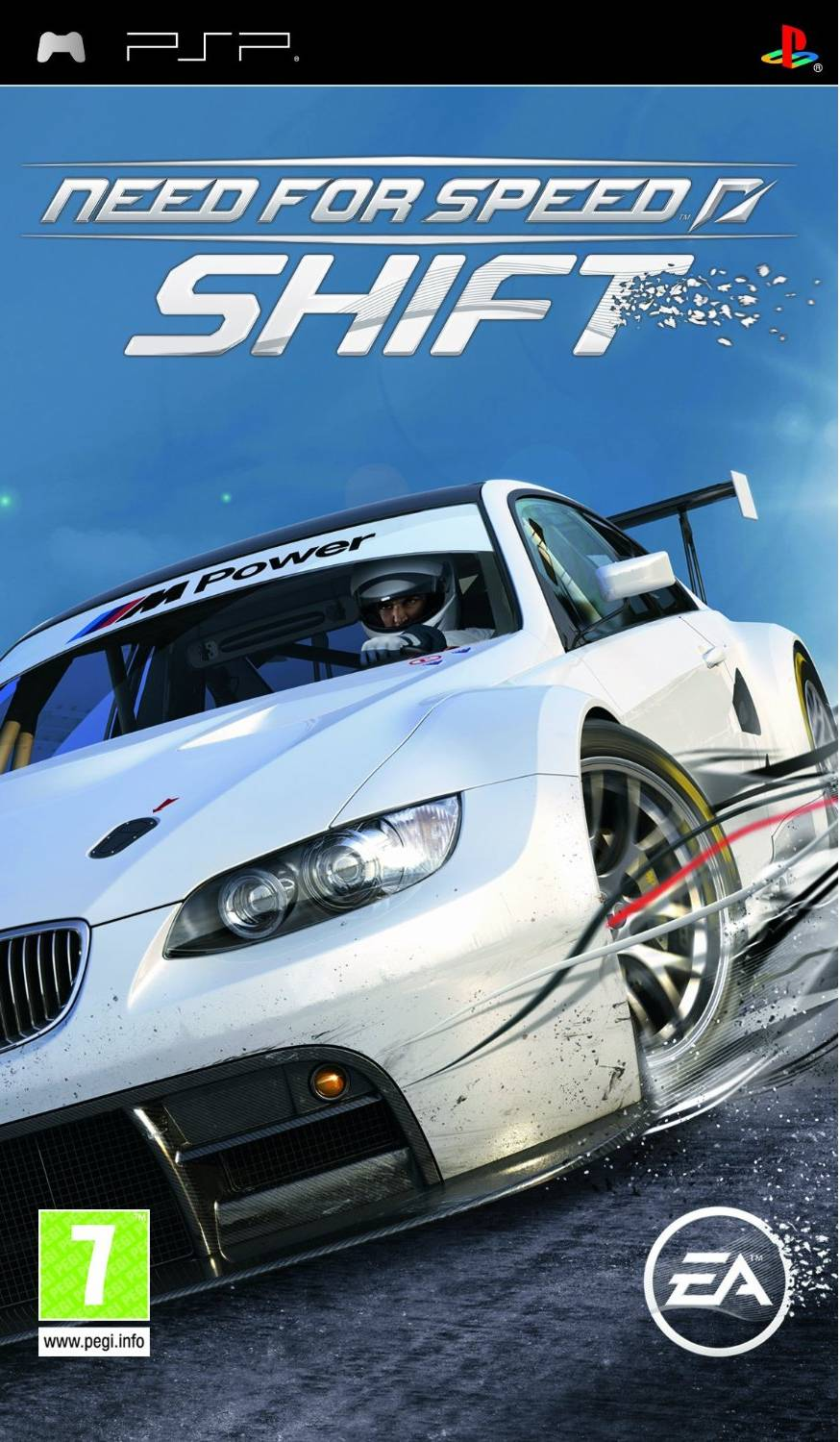 NFS Shift Front Cover